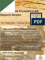 Organizacion Economica Del Imperio Incaico