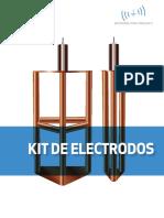 ELECTRODO MAGNETOACTIVO (ELECTRODO DE PUESTA A TIERRA)
