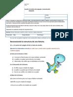Evaluacion de lenguaje 1 adaptada