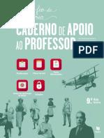 O Fio da História 9 - Caderno do Professor