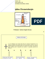 Aula 2A Pirometalurgia