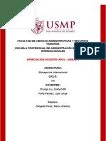 Apreciacion Docente - Unidad II