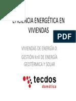 Gestión_KnX_Tecdos sistema control temperatura