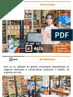 Cuvitek Alix PDV