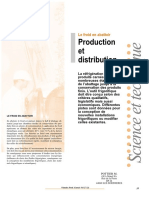 Science et technique. Production et distribution. Le froid en abattoir