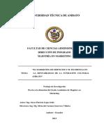 El Marketing de Servicios y su incidencia en la Rentabilidad de la Fundación Cultural Ambato..pdf