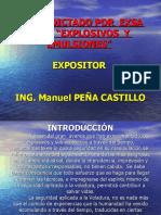 DEFINICION DE EXPLOSIVOS