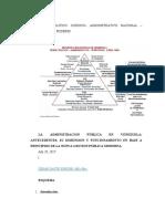 ORDEN POLITICO- JURÍDICO- ADMINISTRATIVO NACIONAL – JERARQUIAS DE PODERES-RUBENRAMMSTEIN