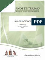 Cuadernos de Trabajo del IJF - Escuela Judicial - Ley de Amparo