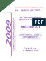 VOLUME 2.1