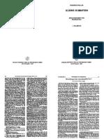 Betrachtungen über einen Ratnakūṭa Text