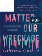 No Matter Our Wreckage Chapter Sampler