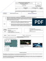 PLAN DE CLASE 03 FISICA Propagacion de las ondas 27 de mayo al 10 de junio 2020