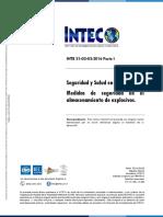 INTE 31-02-03 PI 2016_Almacenamiento explosivos