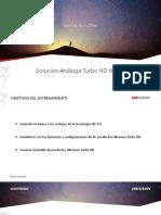 2. Solucion Analoga Turbo HD
