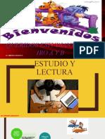 Técnicas de estudio y lectura