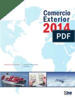Anuario Comercio Exterior 2014