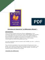 Le millionnaire minute.pdf
