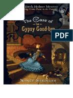 Nancy Springer - Enola Holmes. El Caso del Adiós Gitano