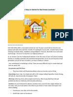 Mel Feller Real Estate Marketing Secrets