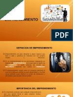 1.Emprendimiento y características del emprendedor