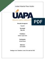 tarea 1 Sociologia UAPA