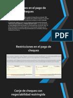 Restricciones en el pago de cheques.pptx