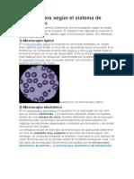 Microscopios según el sistema de iluminación.docx