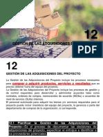 Planificar las Adquisiciones del Proyecto