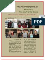 Balázs Kornél, Transylvania News, 2010 December