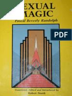 Randolph Paschal Beverly - Sexual Magic.pdf