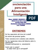 CONFERENCIA ALIMENTACION INTELIGENTE