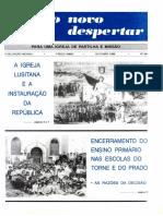 SILVA 1989 - A IL e a instauração da República