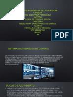 exposicion sistemas automatios de control