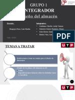 INTEGRADOR 1 - DISEÑO DEL ALMACÉN