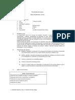 139003670 Programacion Anual Personal Social 4 Primaria