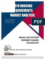 NAS Whidbey Island 2019 HRMA Final Report