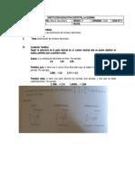 GRADO 6 CLASIFICACION DE NUMEROS DECIMALES