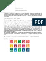 Andres objetivos de desarrollo sostenibles
