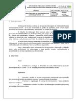 MA.COVID.002 - NORMAS E ROTINAS DA ENFERMAGEM DOS LEITOS DE UTI COVID - 19