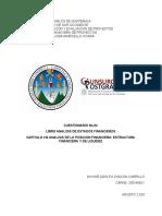 Cuestionario IV Evaluación Financiera