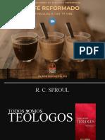 Café Reformado -Somos Teólogos 2