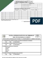 10. INFORME DE TUTORIAS Y ACOMPAÑAMIENTO ACADEMICO DE GRADO