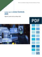 LISTA DE PRECIOS CONTROLS 4 DE MAYO 2020[47469]