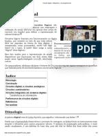 Circuito digital – Wikipédia, a enciclopédia livre