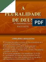 1c A PLURALIDADE DE DEUS.ppt