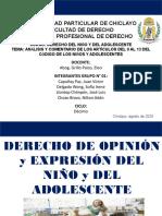 Trabajo de Derechos Del Niño y Del Adolescente (1)