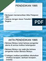 Akta Pendidikan