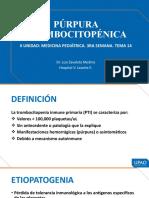 Mehu525_U2_T14_Púrpura Trombocitopénica