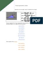 trigonometrice sinteza